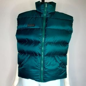 Columbia Puffer Down Lined Vest.SZ.XL
